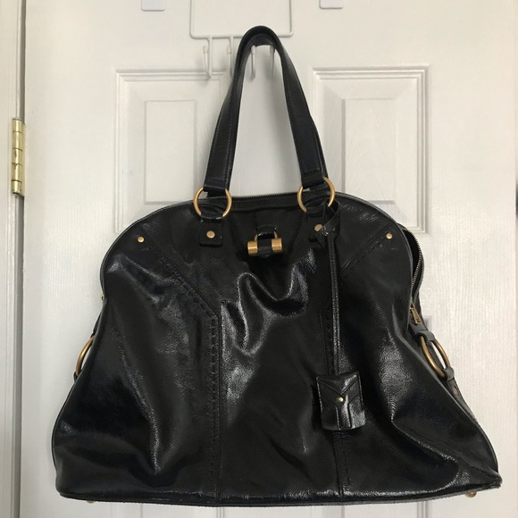 Yves Saint Laurent Handbags - Vintage Yves Saint Laurent Muse